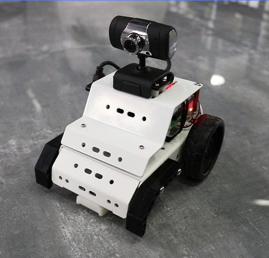 新品丨AI教育界的特斯拉--TurboPi无人车,带你开启无人驾驶新体验!