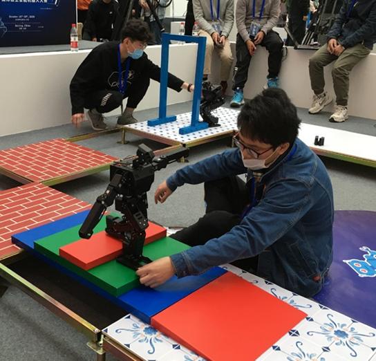 幻尔科技携手2020国际自主智能机器人大赛,以赛推动国际人工智能交流与合作