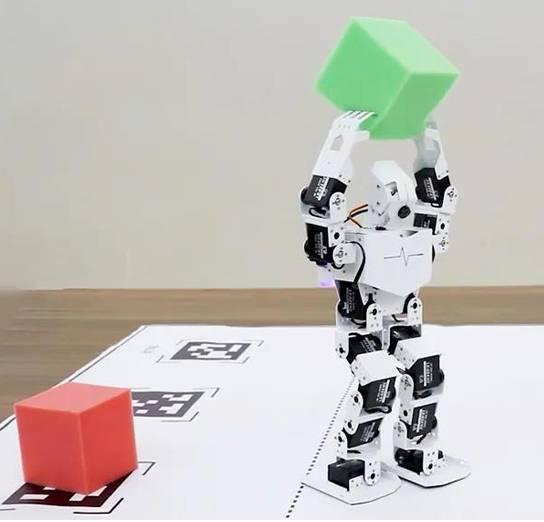 新年第一弹!自主搬运物品的人形机器人你见过吗!