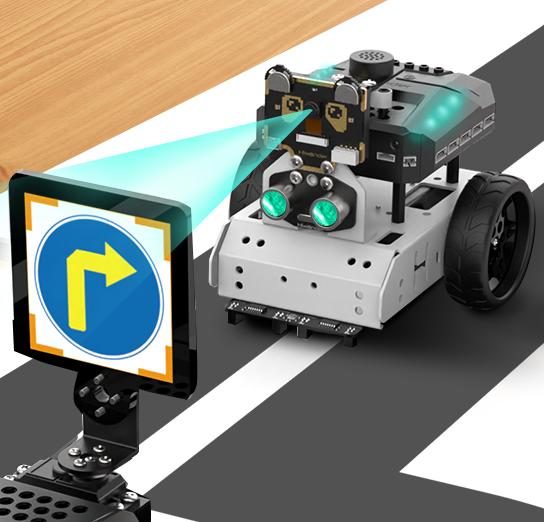 """幻尔科技发布""""AI无人驾驶教学平台"""",加速人工智能教育应用场景落地"""