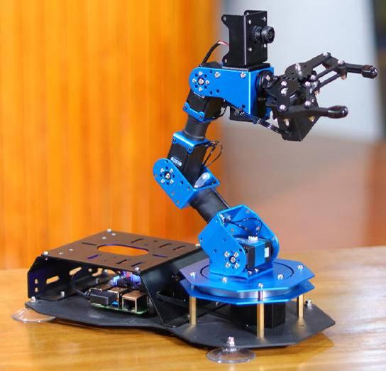 全新ArmPi FPV机械臂上架!带你玩转AI智慧仓储~