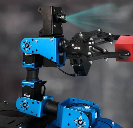 ArmPi FPV机械臂,带你了解什么是真正的手眼合一!